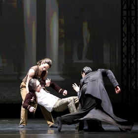 Bild: Das Bildnis des Dorian Gray - Anhaltisches Theater Dessau