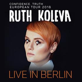 Bild: Ruth Koleva European Tour 2018 - LIVE in Berlin