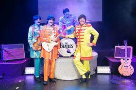 Bild: all you need is love! – Das Beatles Musical - all you need is love! – Das Beatles Musical
