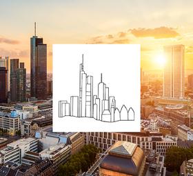 Bild: Faszinierende Skyline (30-50 Jahre)