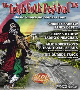The Irish Folk Festival 2018 - Music knows no borders tour