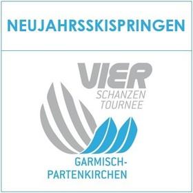 Bild: Vierschanzentournee - Neujahrsskispringen - Garmisch-Partenkirchen