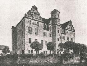 Bild: Musik an den Höfen des Meißner Landadels