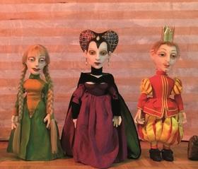 Bild: Rapunzel - Theater im Globus