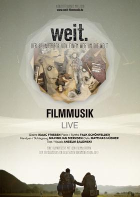 Bild: weit.FILMMUSIK.live