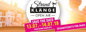 Bild: Strandklänge Open Air - CAMPING-TICKET