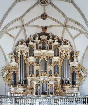 Bild: 48. Merseburger Orgeltage - Einweihungskonzert der Ladegastorgel des Musikvereins Wien vom 15. November 1872
