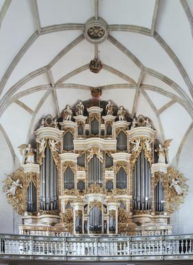 Bild: 48. Merseburger Orgeltage - Bläsermusik im Rempter des ehemaligen Petrikloster Merseburg