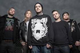 Bild: Emmure, Rising Anger, Heart Down