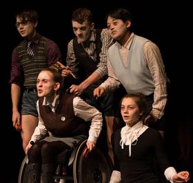 Bild: Maulhelden – Landes-Schülertheater-Treffen NRW
