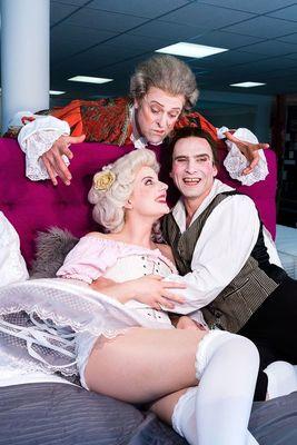 Bild: Der tolle Tag oder Figaros Hochzeit -