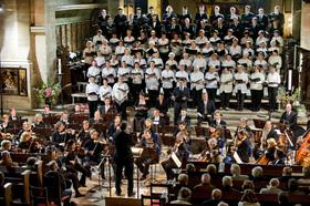 """Bild: 48. Merseburger Orgeltage - Felix Mendelssohn Bartholdy """"Elias"""" Oratorium für Soli, Chor, Orgel und Orchester"""