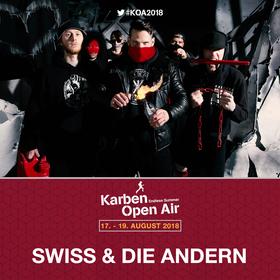 Bild: 12. Karben Open Air - Tagesticket Freitag 2018