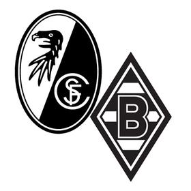 SC Freiburg - Bor. Mönchengladbach