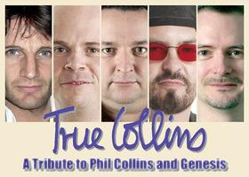 Bild: True Collins - A Tribute to Phil Collins and Genesis