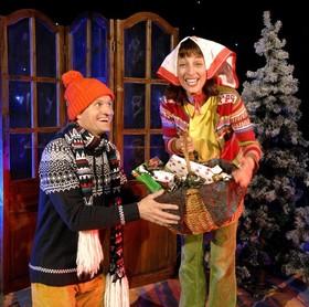 Bild: Wie wir in Bullerbü Weihnachten feiern - Theater Radelrutsch