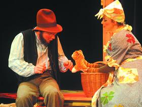 Bild: Pettersson und Findus - Junges Theater Bonn