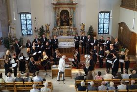 Bild: PalatinaKlassik zu Gast im Schloss Hallberg