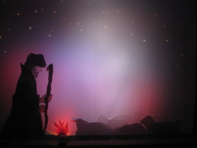 Bild: Die heilige Nacht