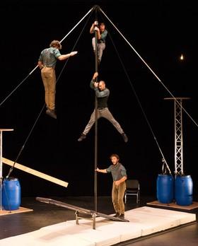 Bild: Cirque La Compagnie
