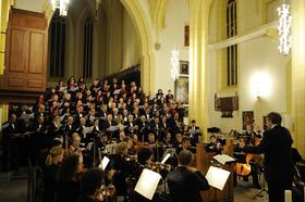 Bild: Kantorei & Collegium musicum der Stiftskirche Herrenberg - Konzert mit Werken Joseph Haydns