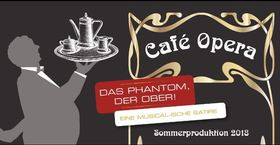 Bild: Das Phantom, der Ober! - Theater ACTelier