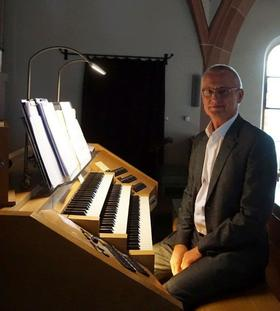Bild: Sommerliche Musiktage Hof Trages 2018 - Orgel-Konzert