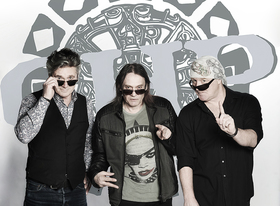 Bild: CHP - Das Bamberger Kult-Rock-Trio
