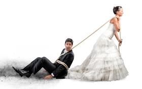 Bild: Nur noch schnell die Hochzeit retten - Grossstadt Entertainment