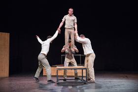 Bild: Internationales Straßentheaterfestival tête-à-tête