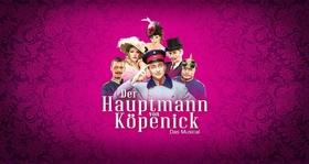 Bild: Der Hauptmann von Köpenick - HS Theaterproduktion Berlin