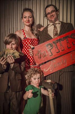 Bild: The Pitts Circus