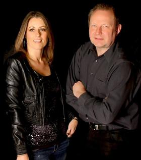 Bild: One Smooth Evening LIVE! - Claudia Lemperle & Bert Gocke