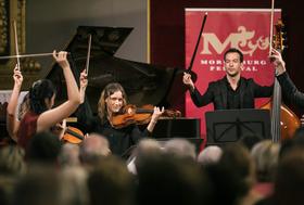 Bild: Moritzburg Festival
