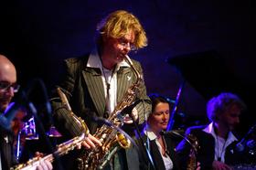 Bild: Swingkonzert mit dem New Town Swing Orchestra