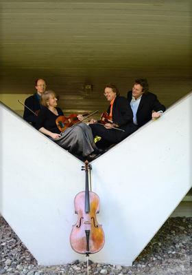 Bild: Kairos Quartett