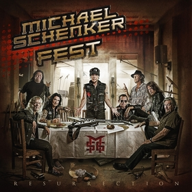 Michael Schenker Fest - Resurrection Tour 2018
