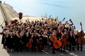 Bild: Benefiz-Symphoniekonzert - des Landesjugendorchesters Rheinland-Pfalz zugunsten des Deutschen Kinderschutzbundes Landau-SÜW e.V.