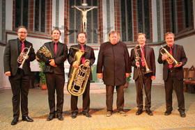 Bild: Classic Brass & Matthias Eisenberg - »Glanz & Gloria«