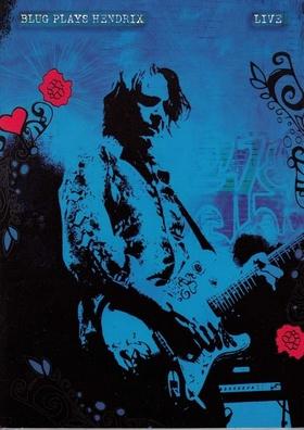 THOMAS BLUG - Blug Plays Hendrix - Bluesnote präsentiert: