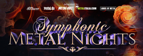 Bild: Symphonic Metal Nights - mit Serenity, Dragony + Temperance