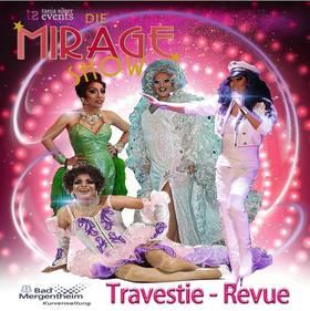 Bild: Die Mirage Show - Lassen Sie sich in die Welt der Travestie entführen!