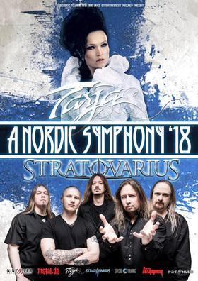 Tarja & Stratovarius - A Nordic Symphony 2018