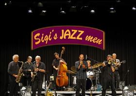 Bild: 40 Jahre Sigis Jazzmen &