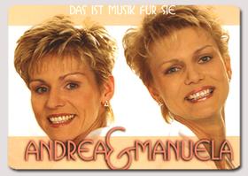 Bild: Volksmusiknachmittag mit Andrea & Manuela und Sylvia & Laurent