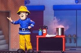 Feuerwehrmann Sam rettet den Zirkus - Familienmusical aus Pontypandy