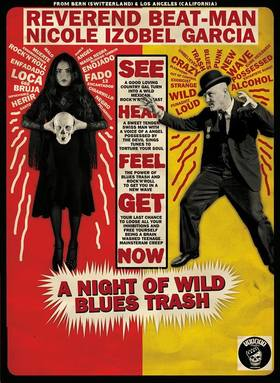 Bild: Reverend Beat-Man / Nicole Izobel Garcia - + Freak Genes