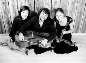 Bild: Klarinetten-Trio - Trio Magos
