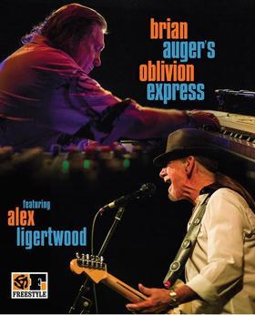 Bild: Brian Auger's Oblivion Express: featuring Alex Ligertwood - Brian Auger's Oblivion Express: featuring Alex Ligertwood