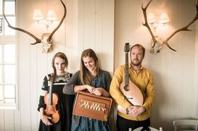 Bild: Salt House - Scottish Folk Music